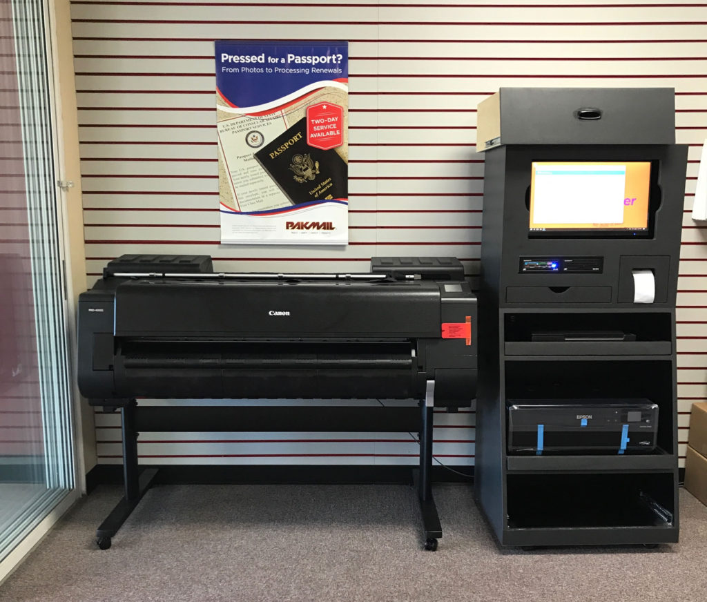 Foto Zoomer Print Station