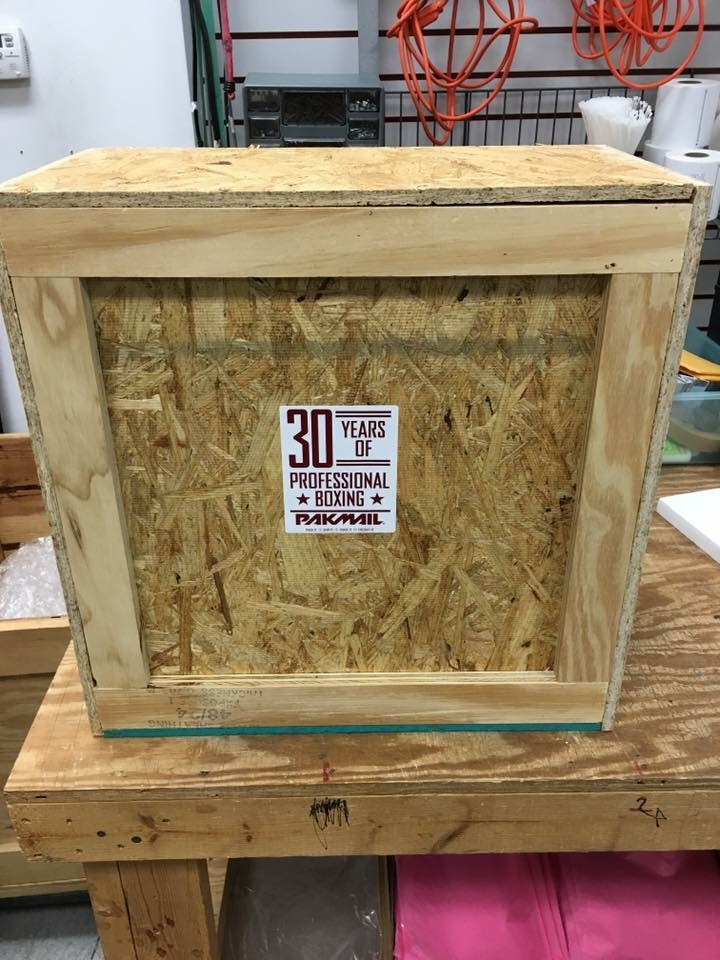 We Can Build All Shapes And Sizes Of Crates And Boxes To Accommodate Any Furniture  Shipping Need.