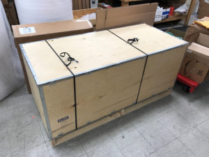 Specialty Shipping Crates