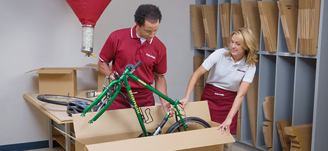 Bicycle Shipping Grand Rapids